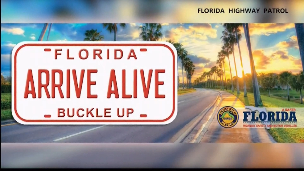 Safer Roads In Florida Reviving Quot Alive Arrive Quot Wgfl