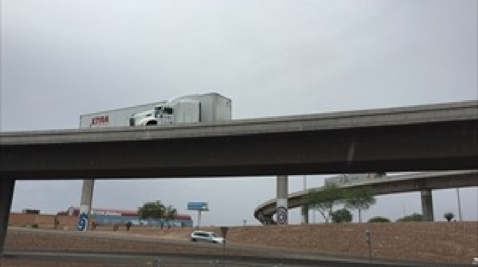 Ramp from U S  95 south to I-15 south open after accident