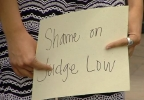KUTV sign for Judge Low 041717.JPG