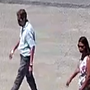 Police seek couple who did not help injured woman