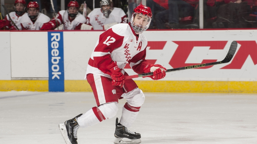 BIG10: Ignored By Hometown Team, Wisconsin's Grant Besse Finds His Game Against Minnesota