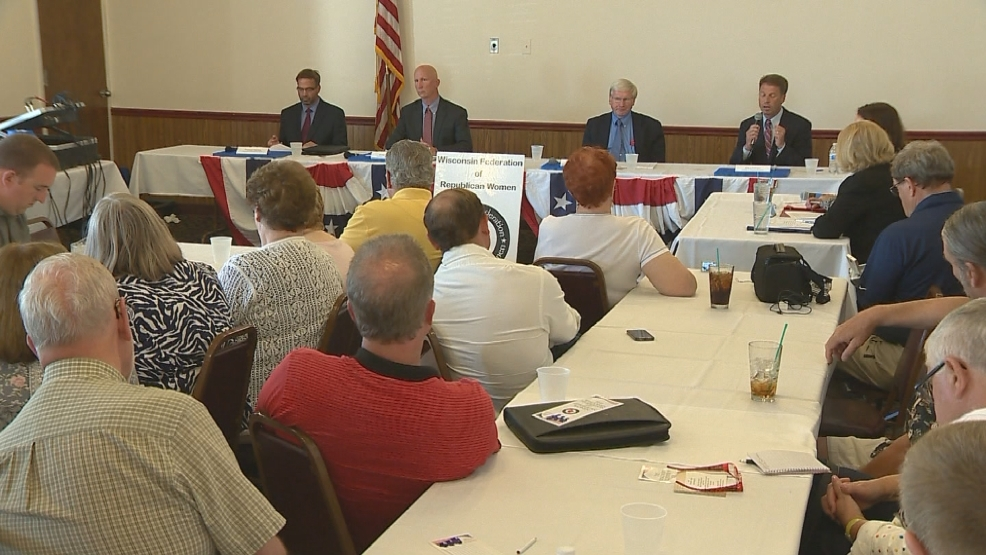 6th Congressional District Republican Forum