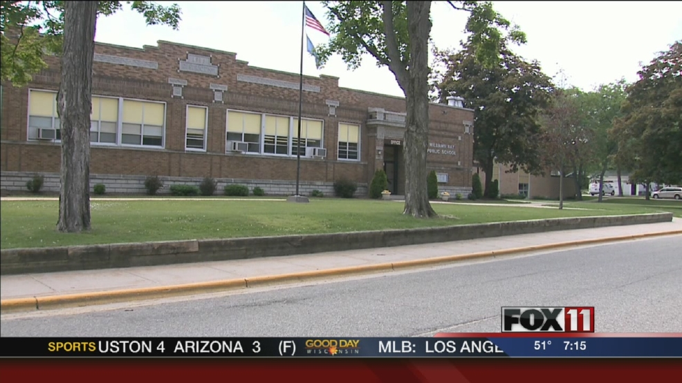 Walworth teacher suspended