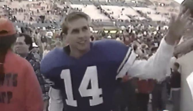 Students surprised, sad to see Ty Detmer fired as BYU's offensive coordinator (Photo: KUTV)