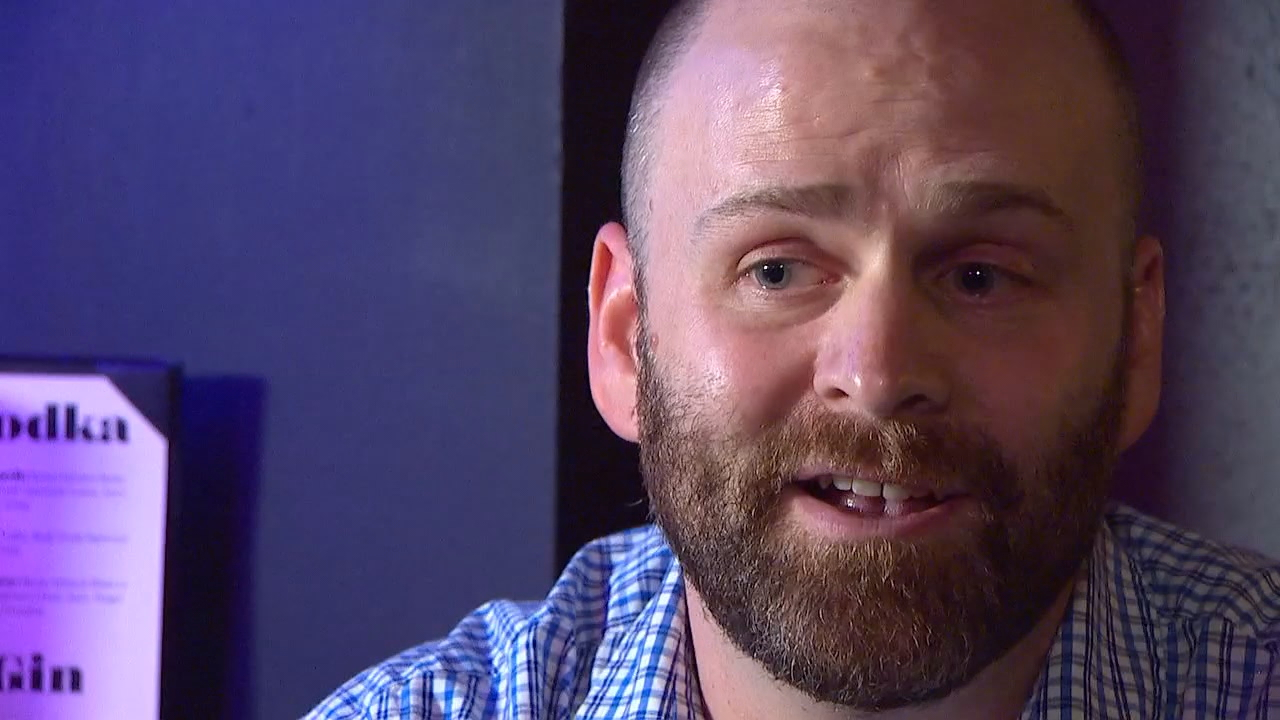 """That stresses me out every single night and to know that the city council is adding more hurdles to making sure I can actually go to sleep every night is really frustrating,"" said Peel and Press owner Dan Austin, who was one of 300 business owners who signed a letter in opposition to the city. (Photo: KOMO News)<p></p>"