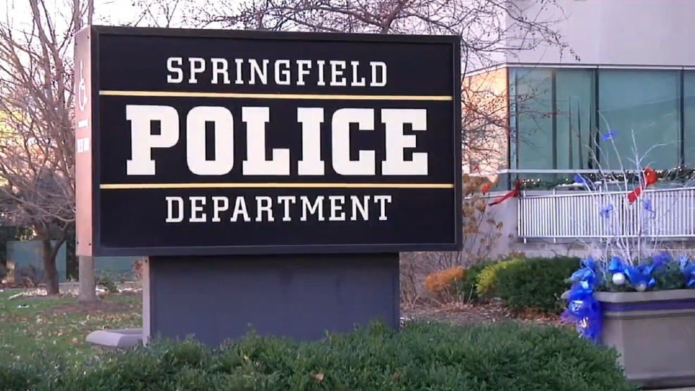springfield police department honor guards head to dallas