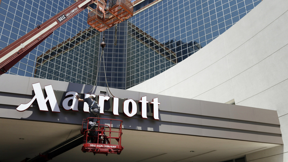 Mive Extended Data Breach At Marriott S Starwood Hotels