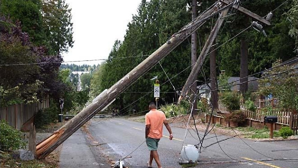What makes a Western Washington windstorm?