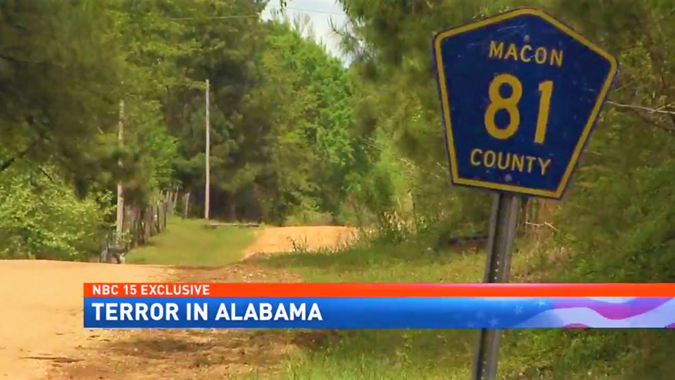 Terror in Alabama: Walking you through an accused