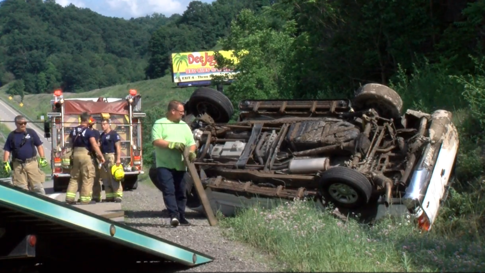 Two vehicle accidents in a matter of minutes on U S  Route 22