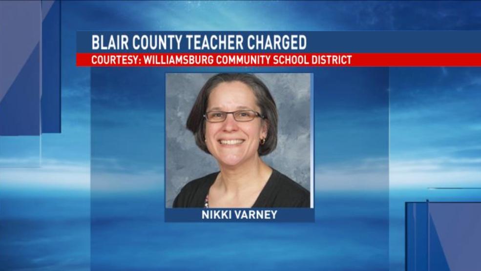 Williamsburg High School Teacher Accused Of Having Sex