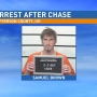 Man arrested after police chase in Mingo Junction