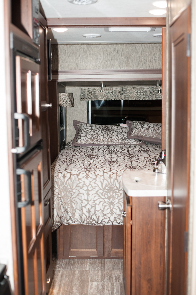 $90,725 - Poulsbo RV's 2019 Forest River Sunseeker MBS 2400RSD. The Tacoma RV Show is happening this weekend (Jan. 17-20) at the Tacoma Dome, with hundreds of RV's on display and more than 100 brands at the show. Since we are Seattle 'Refined' - you know we had to check out the most expensive, swankiest vehicles at the show! (Image: Elizabeth Crook / Seattle Refined)