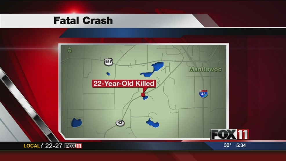 Fatal crash in Manitowoc County