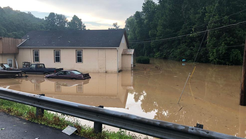 High water, downed power lines, trees reported in some areas in Ohio