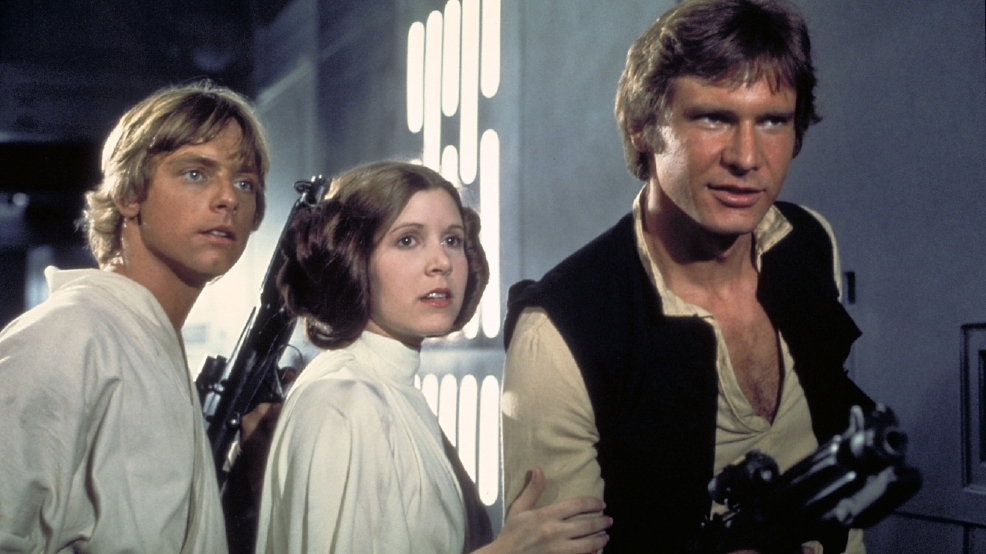 Mark Hamill pens farewell letter to 'Star Wars' co-star Carrie Fisher