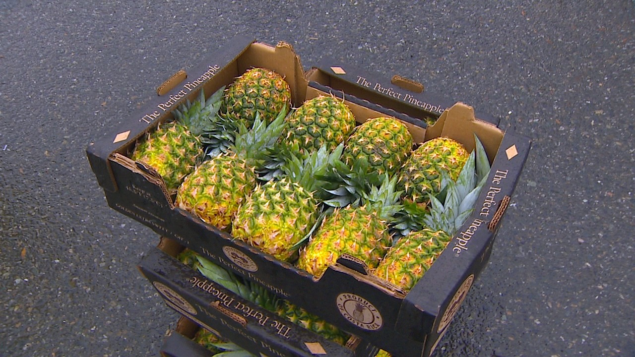 Eric Cox : the man who turned fear and heartbreak into the Pineapple Classic. (Photo: KOMO News)