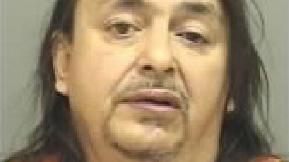 Jesse A. Moreno (Manitowoc Co. Jail)