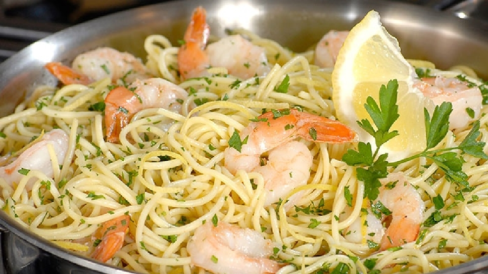 Shrimp-and-Artichoke-Scampi