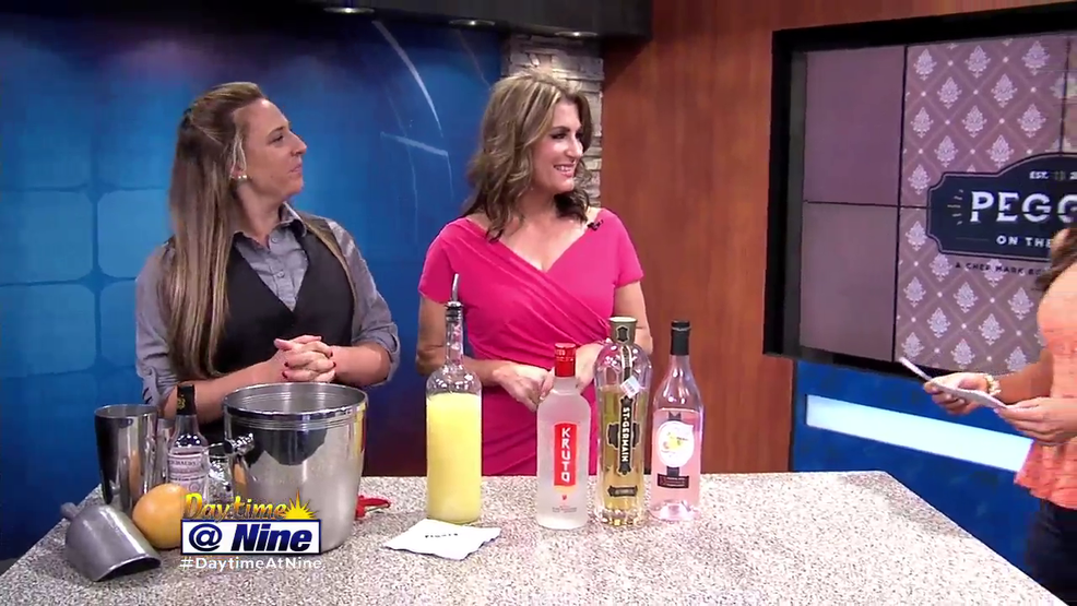 Happy hour with Leslie Bohl | KABB