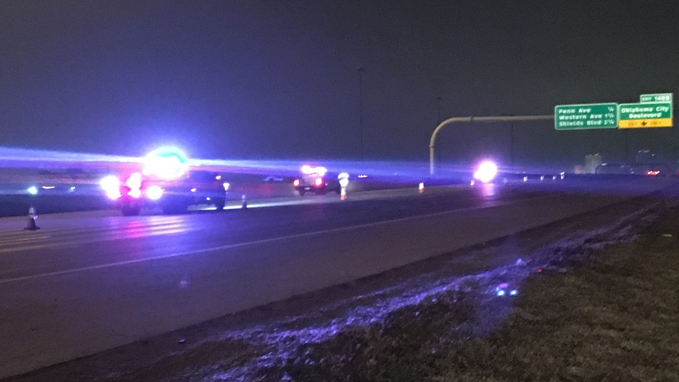 OHP: 4 killed in wrong way crash on I-40   KOKH