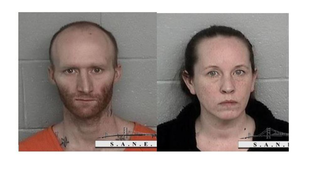 Couple arrested after Gaylord meth lab bust | WPBN