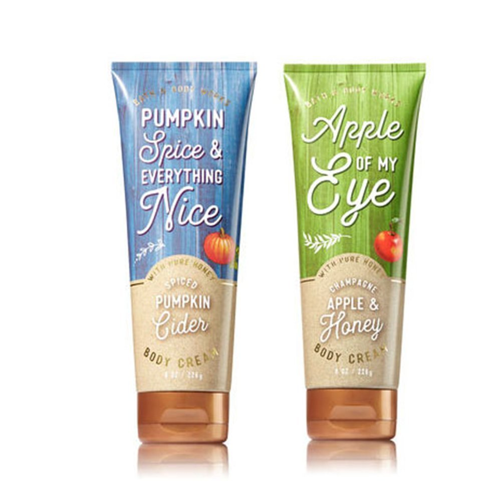 Bath & Body Works Spice Pumpkin Cider Body Lotion, $13.59. (Image courtesy of Bath & Body Works)