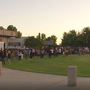 Vigil held for Stockdale High School students killed in crash on Interstate 5