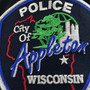 Sexual assault suspect attacks two Appleton police officers