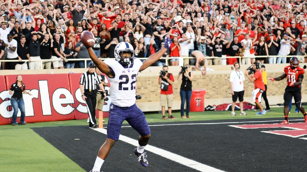 TCU v Texas Tech
