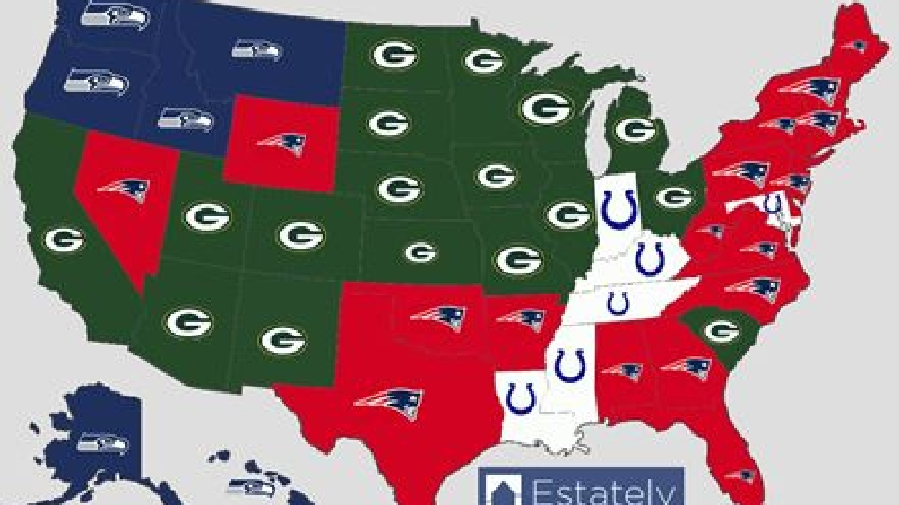 Study Packers are nations 2nd pick to win Super Bowl WLUK