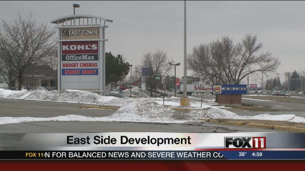 Multiple Views: Green Bay's mayor wants to spur east side development