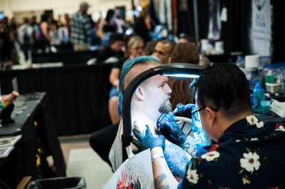 Photos: Hundreds get inked at the 2019 Seattle Tattoo Expo | Seattle ...