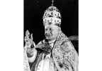 Undated file photo of late Pope John XXIII. (AP Photo)