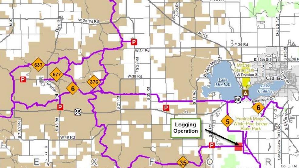 Dnr use caution while on snowmobile trail 35 near cadillac wpbn dnr use caution while on snowmobile trail 35 near cadillac publicscrutiny Image collections