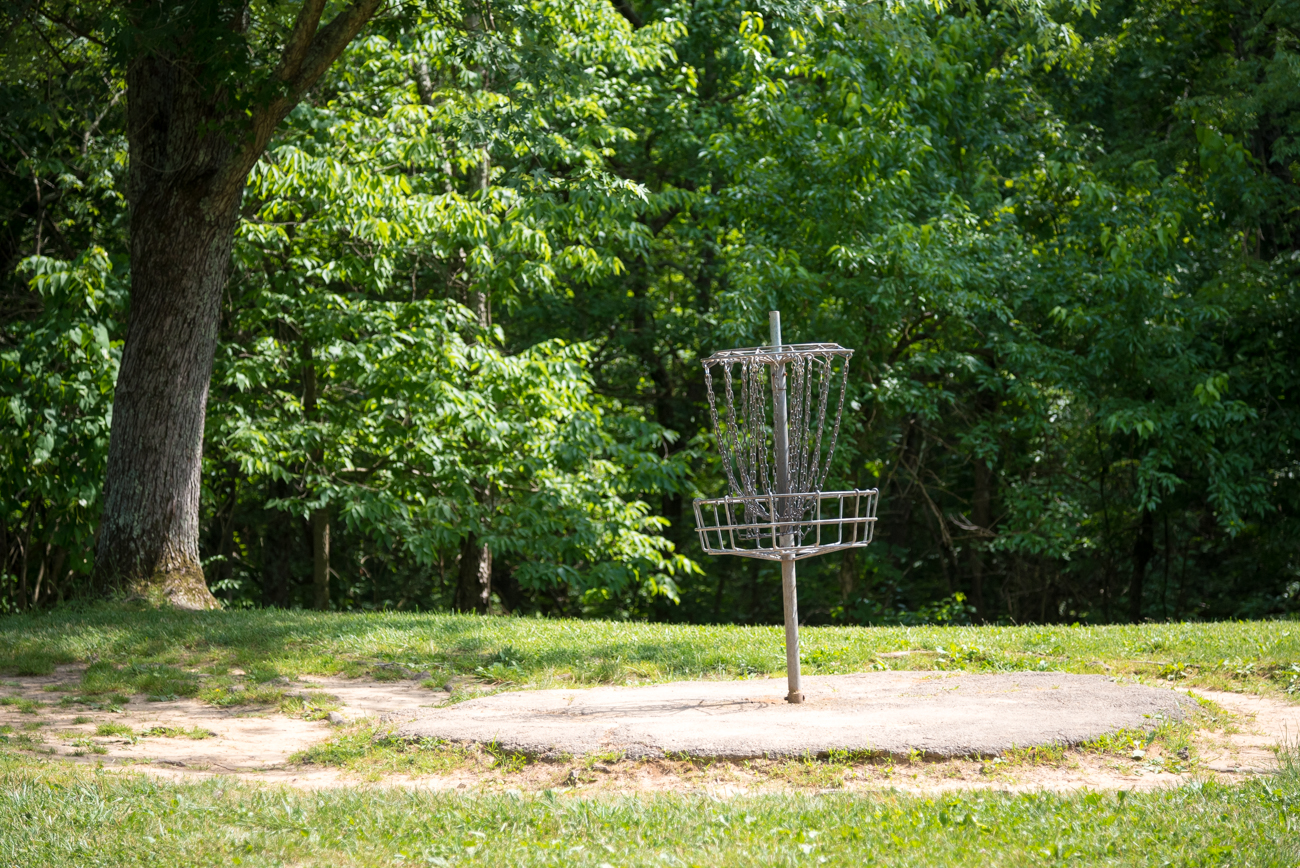 If you're looking to play a game of disc golf this summer, Woodland Mound has an excellent 18-hole course that's been in the park for over 30 years. Located beside Breezy Point Pavilion and accompanying water park, the course is free to play. Parking for Hamilton County residents is $10 for an annual pass or $3 per day. Non-residents pay $14 for an annual pass or $5 per day. ADDRESS: 8250 Old Kellogg Road, Cincinnati, OH 45255 / Image: Phil Armstrong, Cincinnati Refined // Published: 6.8.17