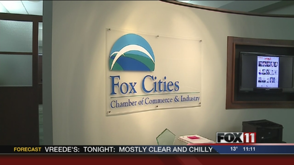 Fox Cities Regional Partnership bringing businesses to the Fox Valley