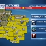 Tornado Watch issued for mid-Missouri