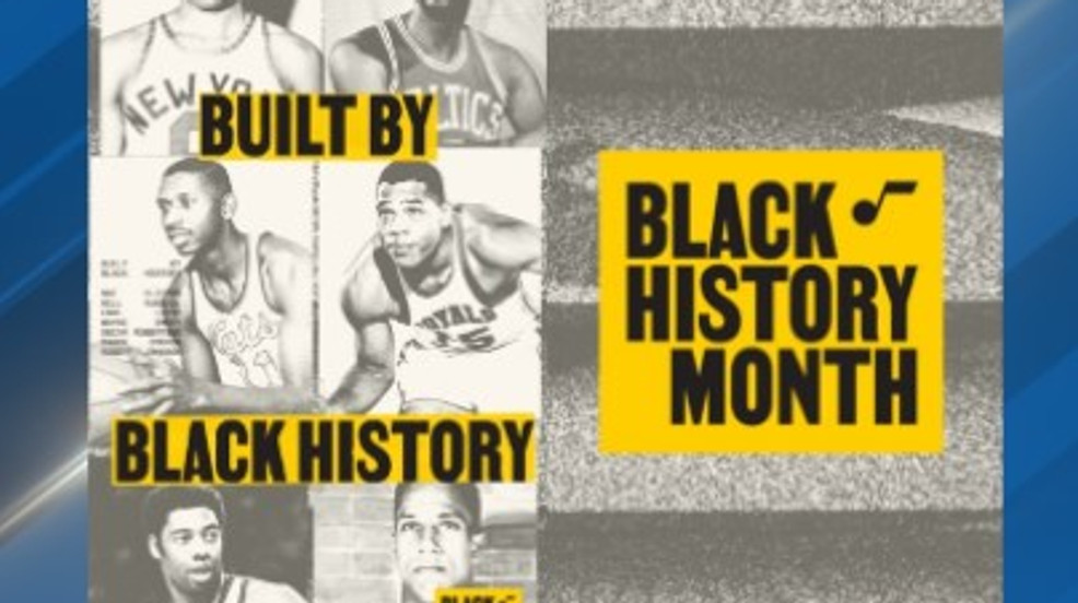 Utah Jazz players, coaches launch 'Black History Heroes' program statewide