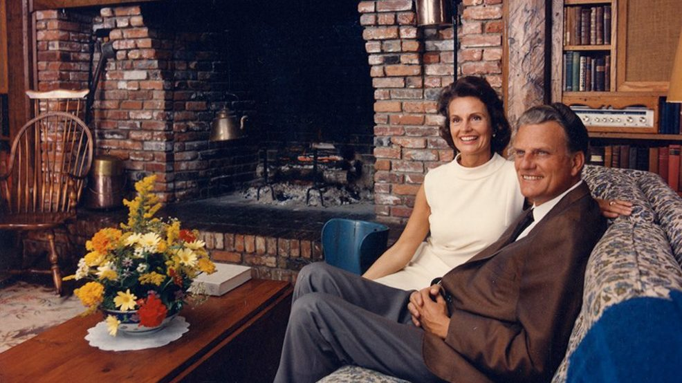 Ruth & Billy Graham, a love shared with God