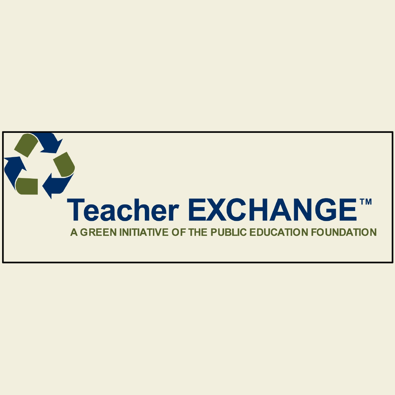 The Teacher EXCHANGE® provides instructional supplies to public school teachers, helping each of them save hundreds of dollars annually in out-of-pocket expenses. The Teacher EXCHANGE collects new and reused materials, office supplies, convention overstock, books, furniture and other materials from donors to enhance school projects and learning.  More information can be found at http://www.thepef.org/programs_exchange.html