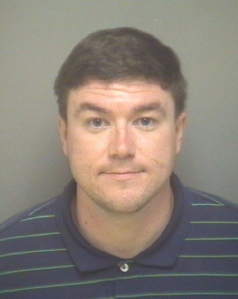 Well-known Charlottesville blogger Jason E. Kessler, 33, is charged with disorderly conduct (Photo: Charlottesville Police)