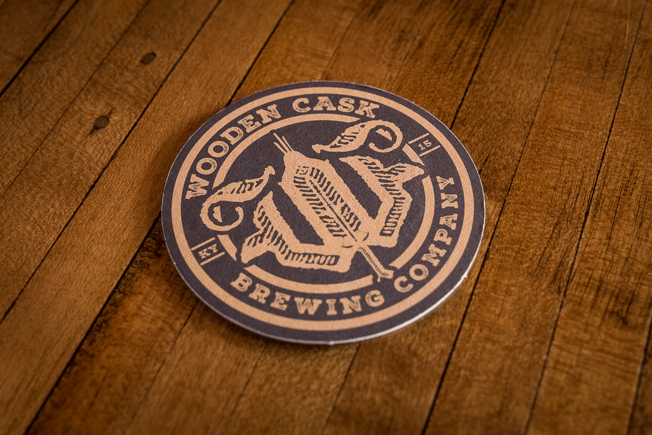 Wooden Cask Brewing is Newport's newest beer-brewing mogul. The range of beer it makes and sells is such that any type of beer drinker will find something to enjoy, regardless if they like or dislike craft beer. / Image: Phil Armstrong, Cincinnati Refined // Published: 9.8.17