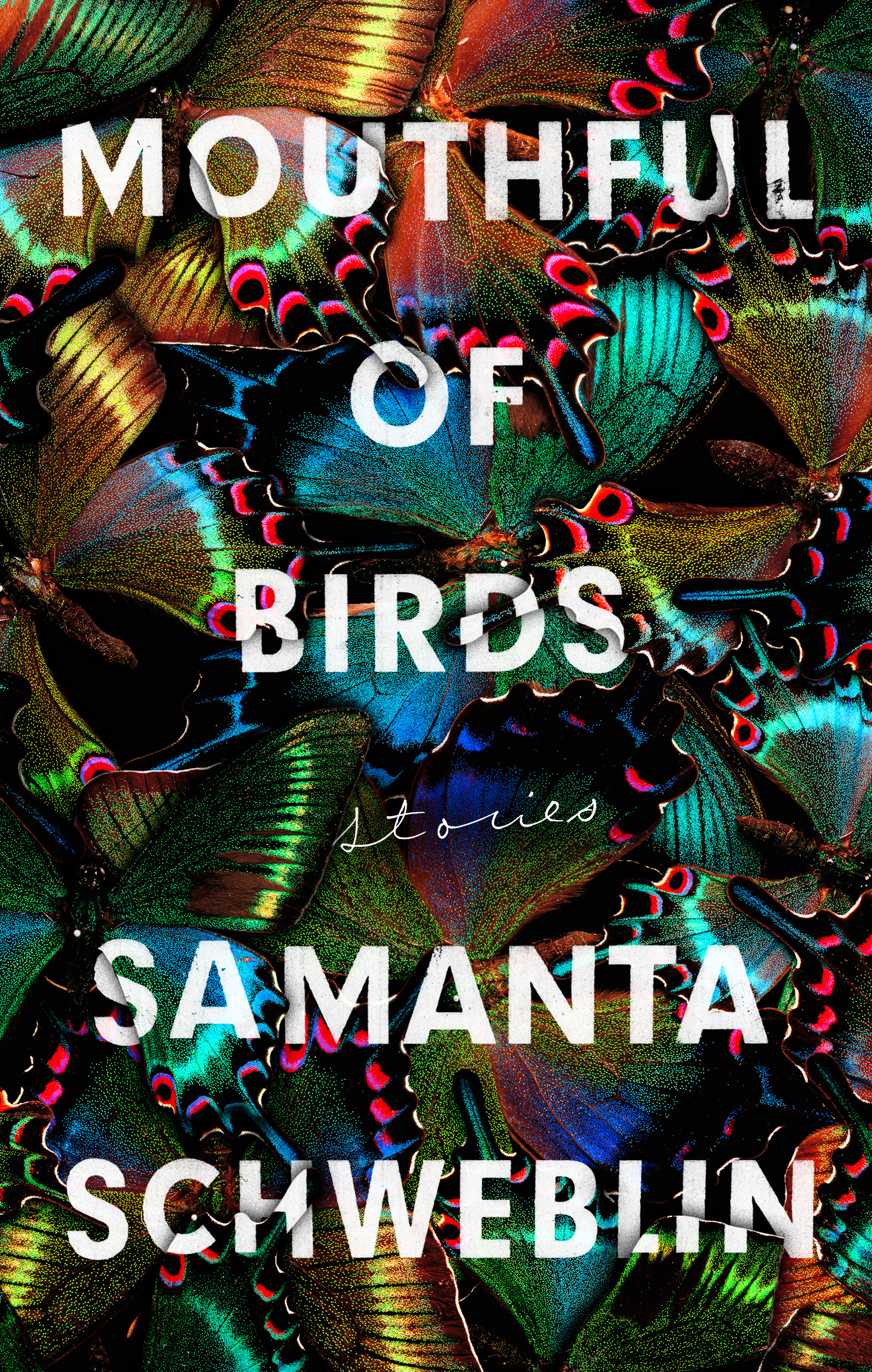 """Mouthful of Birds""{ } by Samantha Schweblin (Image: Courtesy Riverhead Books)"