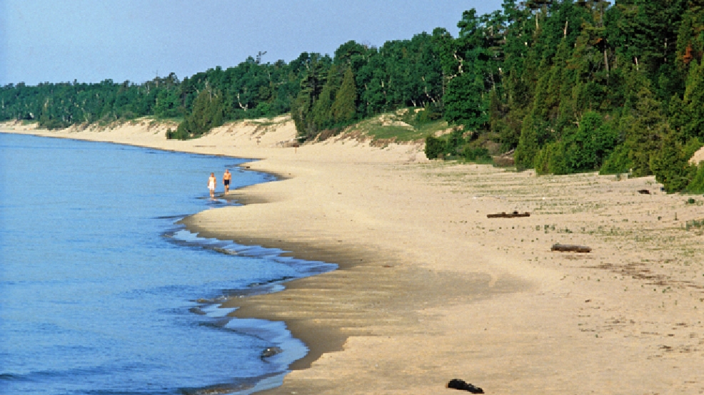 Whitefish Dunes State Park (Wisconsin DNR photo)