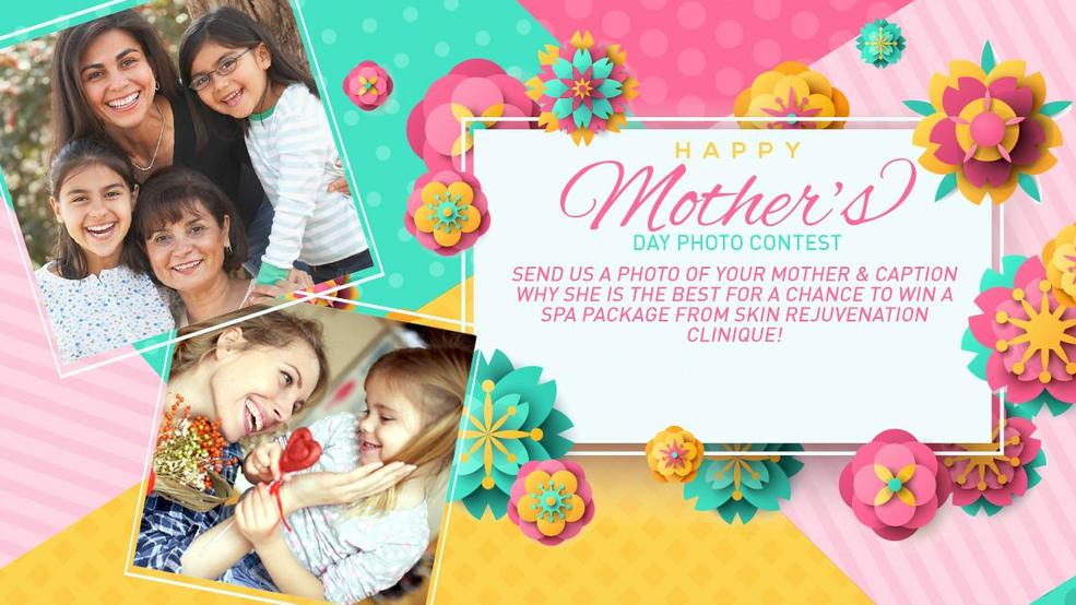 Mother's Day Photo Contest