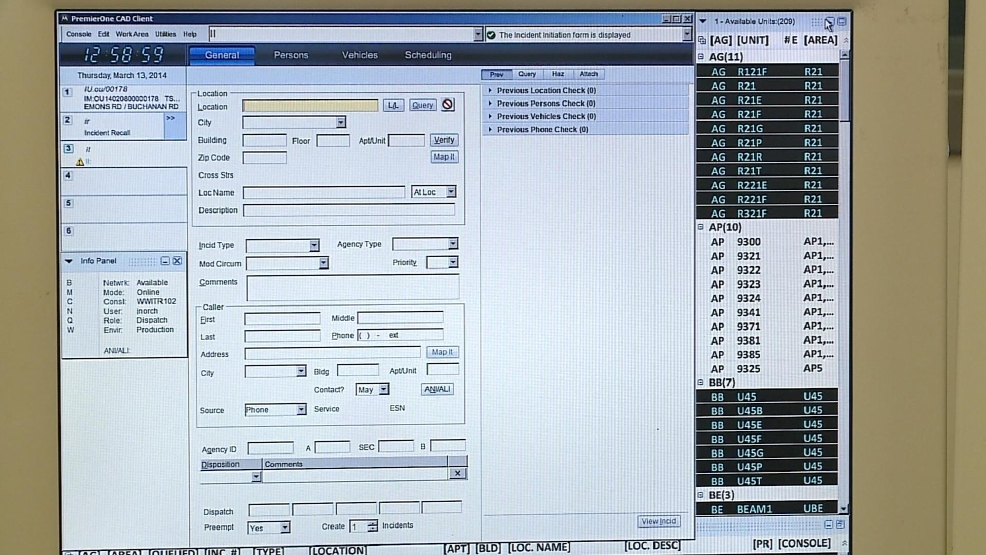 A joint 911 dispatch system in the Fox Valley is getting a million dollar overhaul.