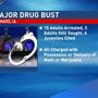 Le Mars PD arrest 15 people on various drug charges