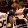 Notre Dame falls to UMD in the NCAA Frozen Four championship