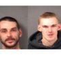 Two men charged in four Mason County break ins